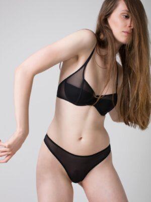 Ace You bra (Black | Nude)