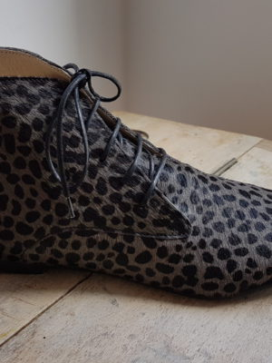 Daisy shoe (Cheetah)