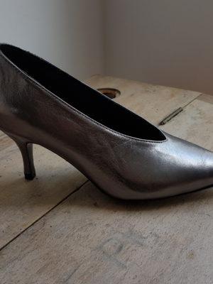 Alaine pump (Silver)