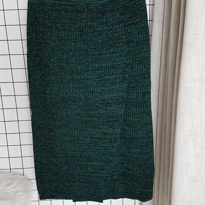Corn skirt (Green | Black)