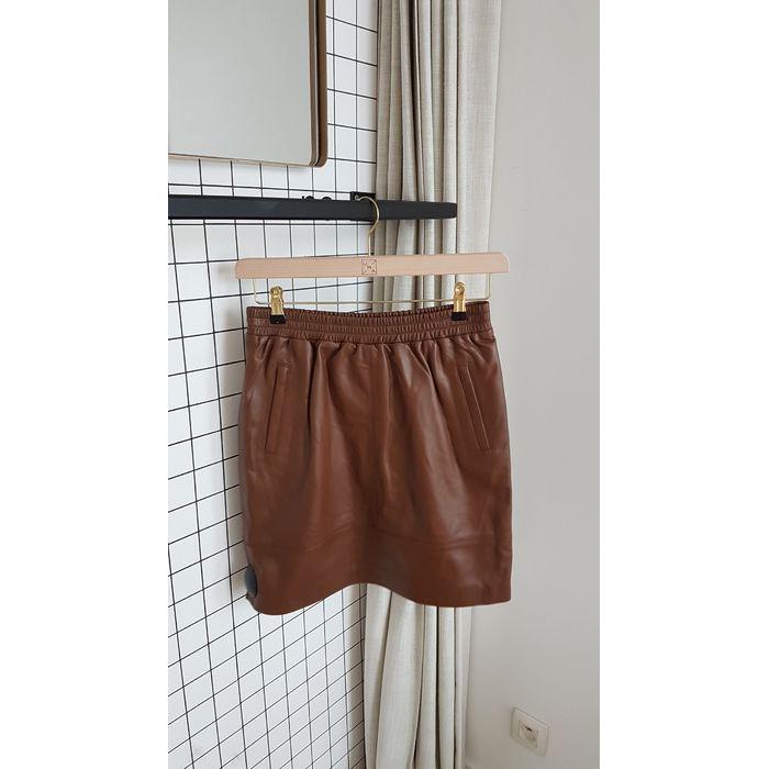 Mood leather skirt