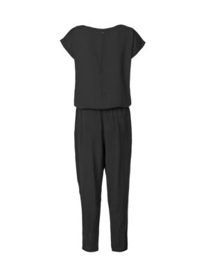 Cavi jumpsuit (Black | Green)