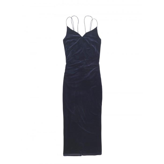 Mio velvet dress