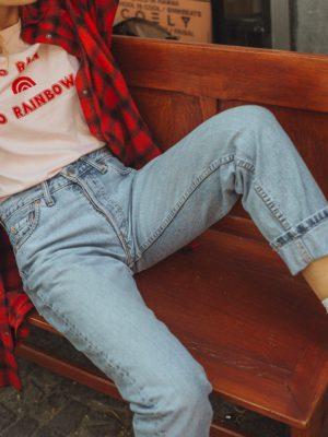Rothko shirt dress