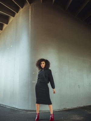 Leibovitz dress