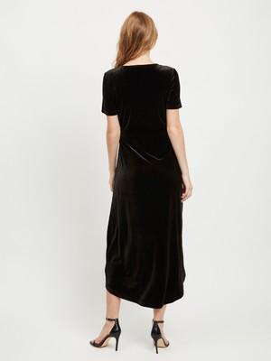 Noreena wrap dress