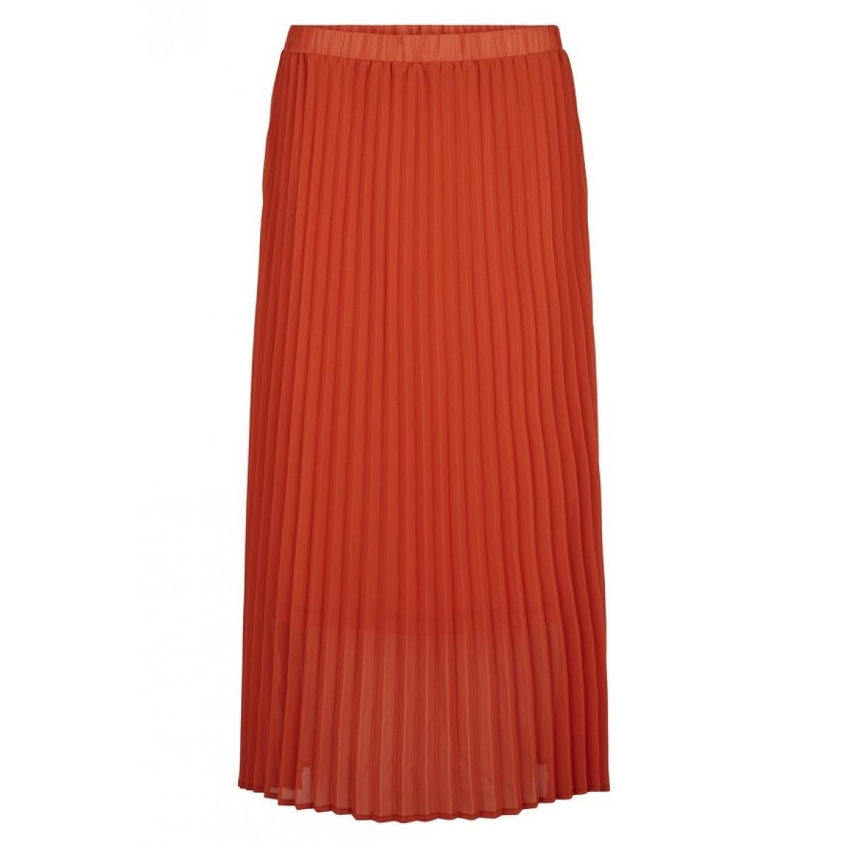 Tired skirt