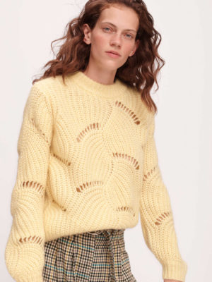 Albers knit
