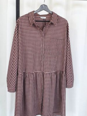Horta shirt dress
