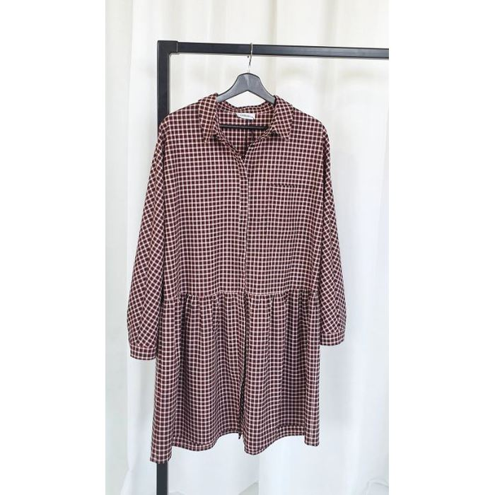 Horta shirt dress