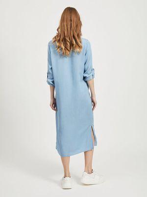 Amalina shirt dress