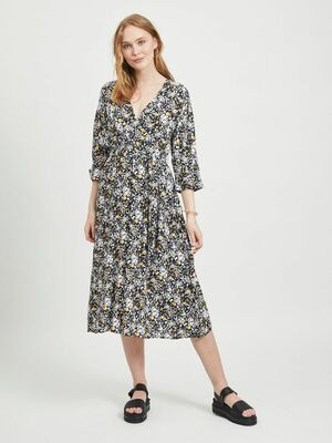 Barb nanni long dress