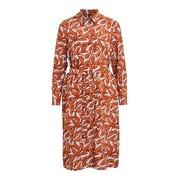 Orrie shirt dress