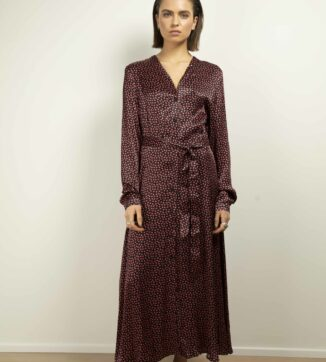 Woolf dress Multicolor