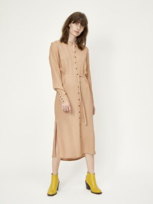 Tienna shirt dress