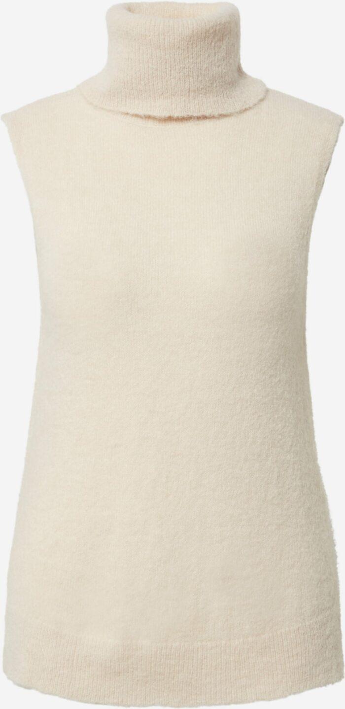 Femme alpaca vest