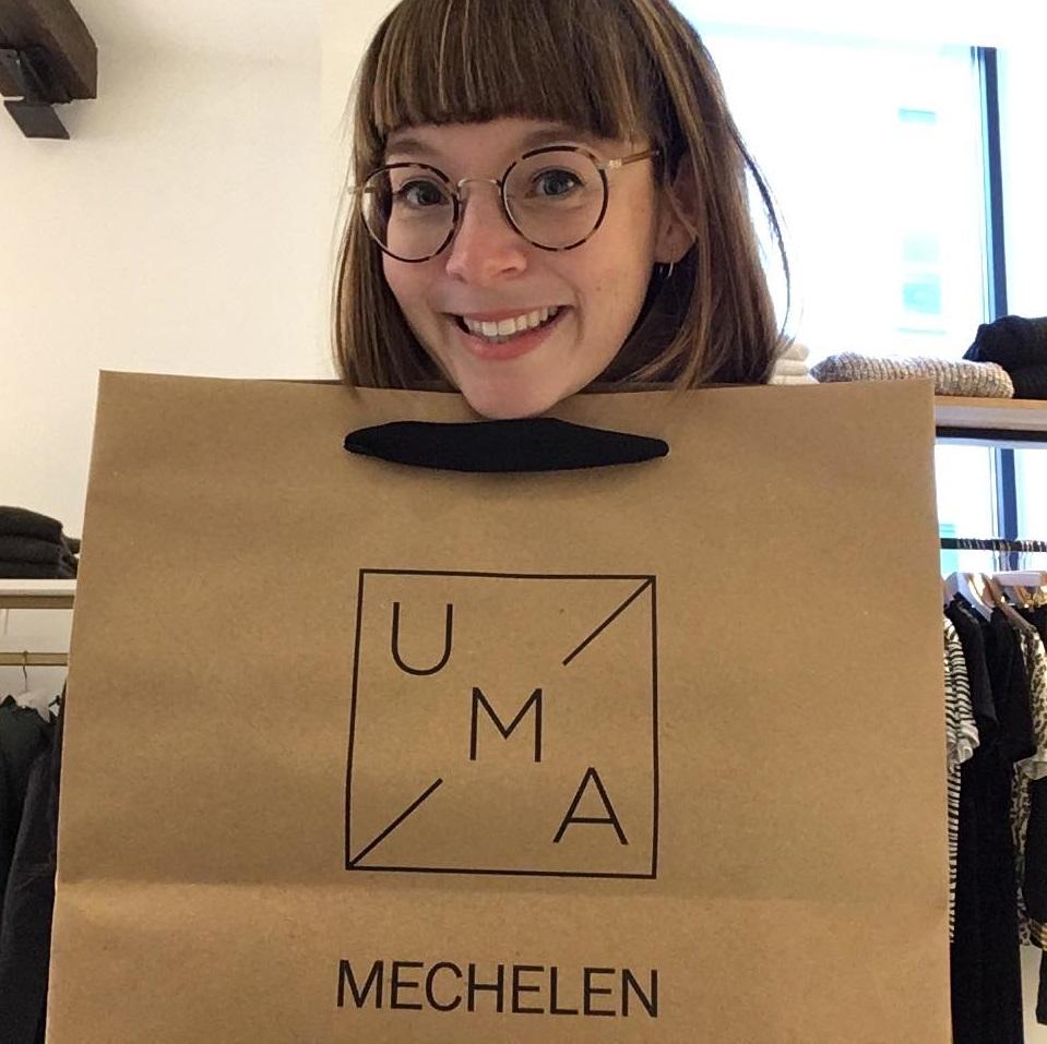 Lisa bij UMA Mechelen