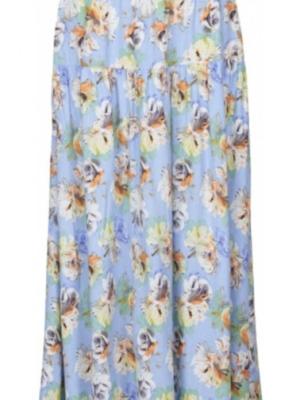 Alaska flower skirt