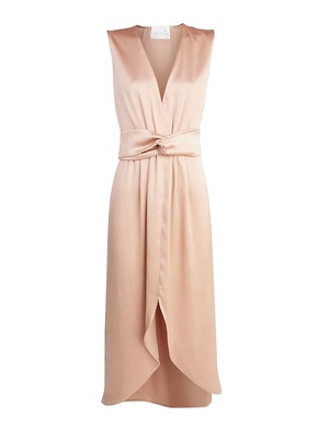 Marseille dress satin