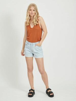 Anna denim shorts