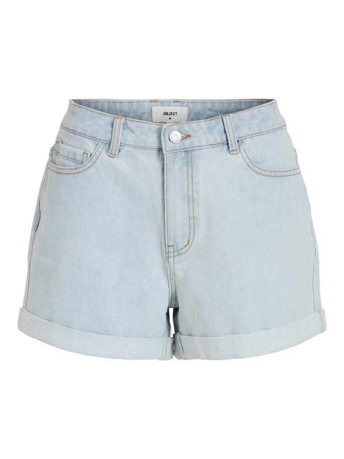 Anna denim shorts
