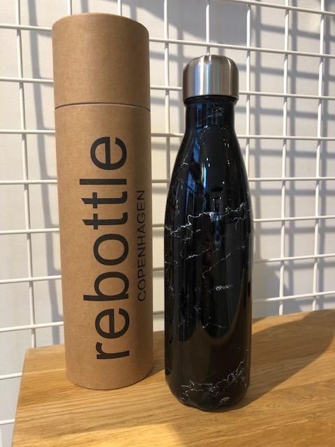 Black Marble bottle 500 ml