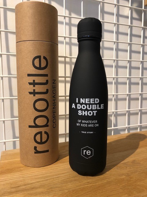 I need a double shot bottle 500 ml