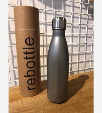 Silver Bottle 500 ml