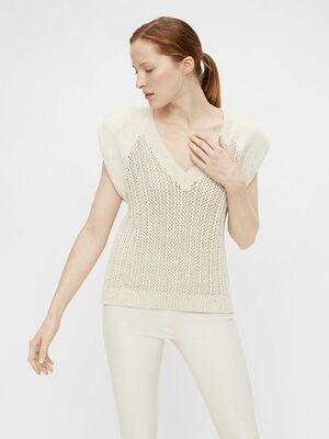 Hannah knit waistcoat