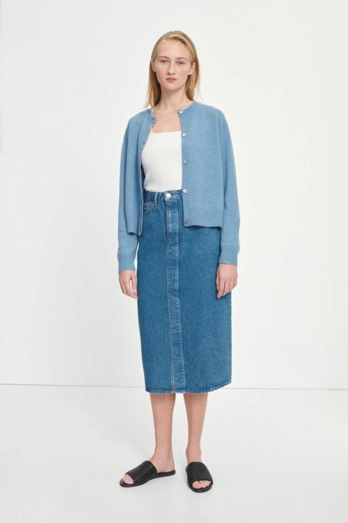 Silvia long skirt