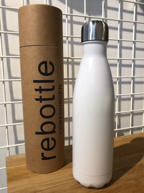 White bottle 500 ml
