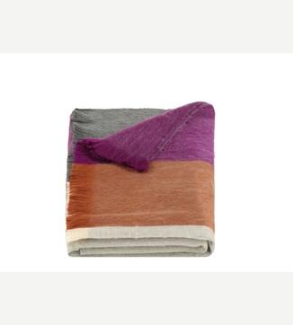 Striped Scarf Violet
