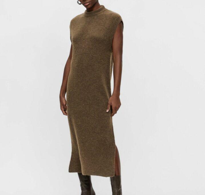 Pascali knitted tunic
