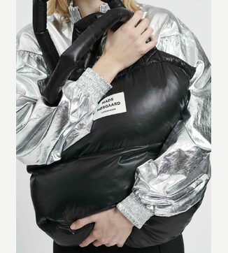 Poly shiny pillow bag
