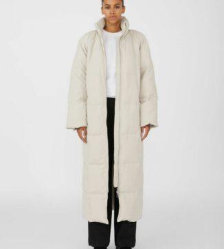 Angea maxi down jacket