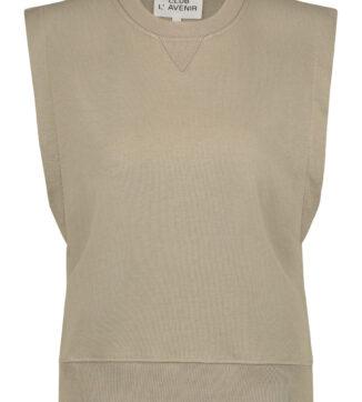 Rosa sleeveless sweater
