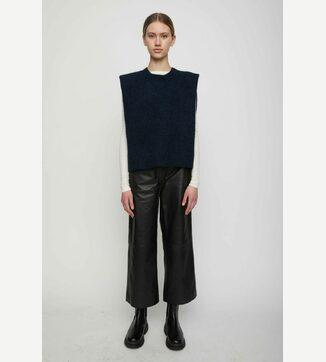 Coldy knit vest