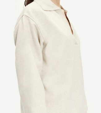 Elli polo sweater